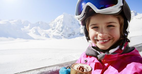 Skiferien mit Familie in Südtirol