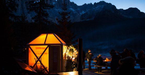 Mercatini di Natale in Alto Adige - Lago di Carezza