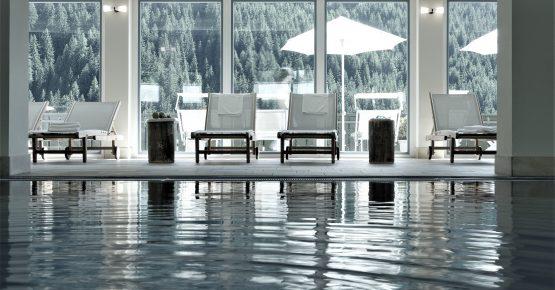Pool Hotel Stern Welschnofen